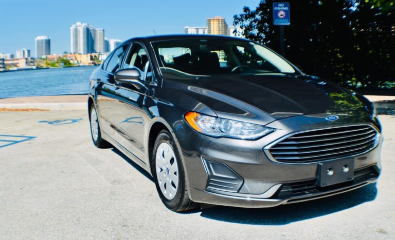 1.11.2020 Ford Fusion 2019 900$/мес